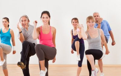 Why you should exercise in a class