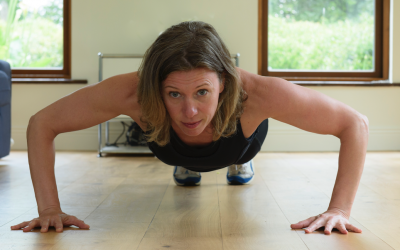 The benefits of bodyweight exercises