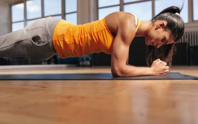 """Do you find """"The Plank"""" too easy? Try these two tougher versions"""