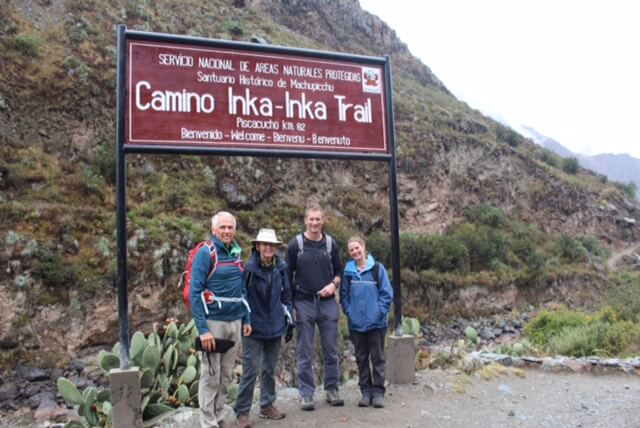 Training with BodyScene to hiking Machu Picchu, a client's tale